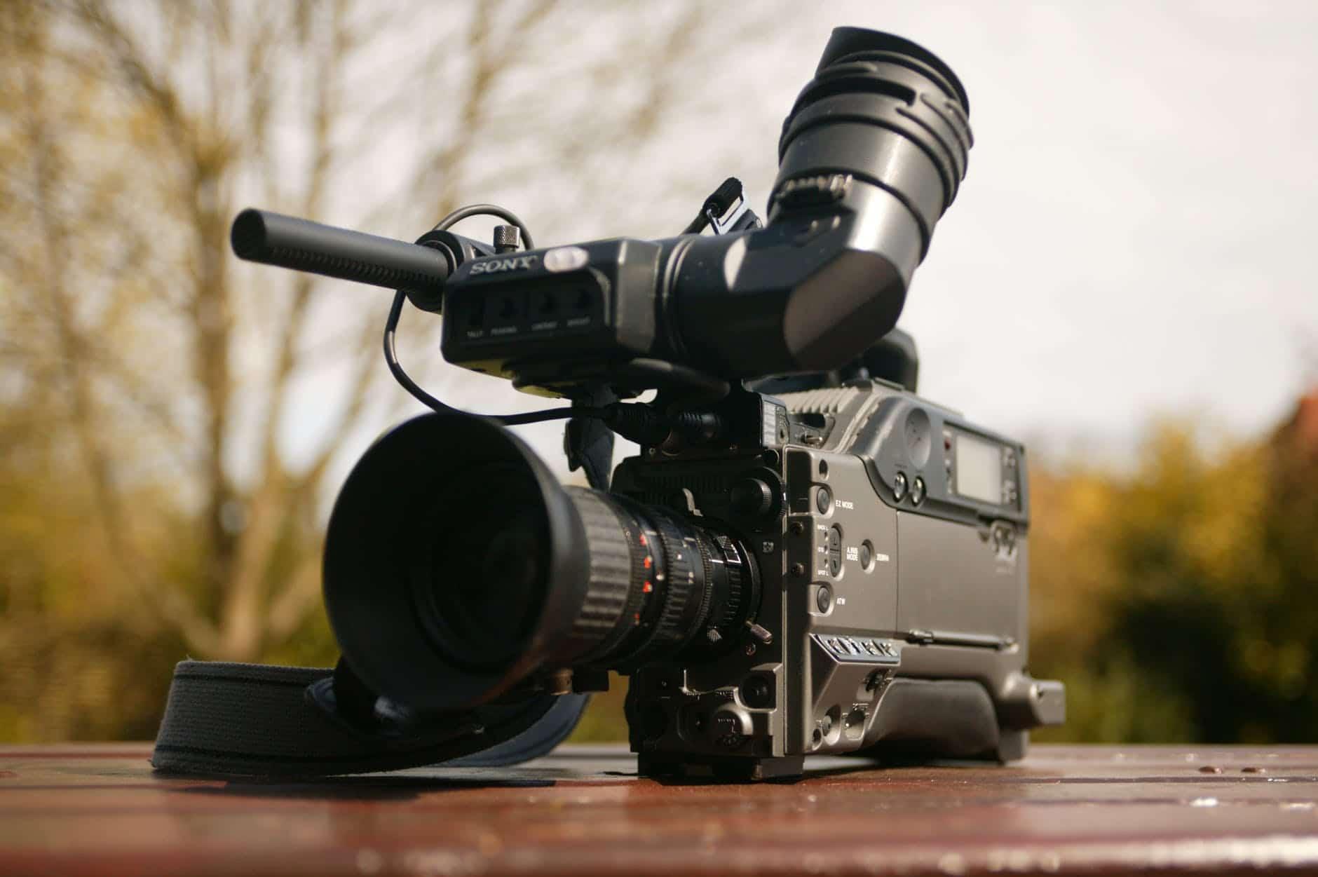 operatore video
