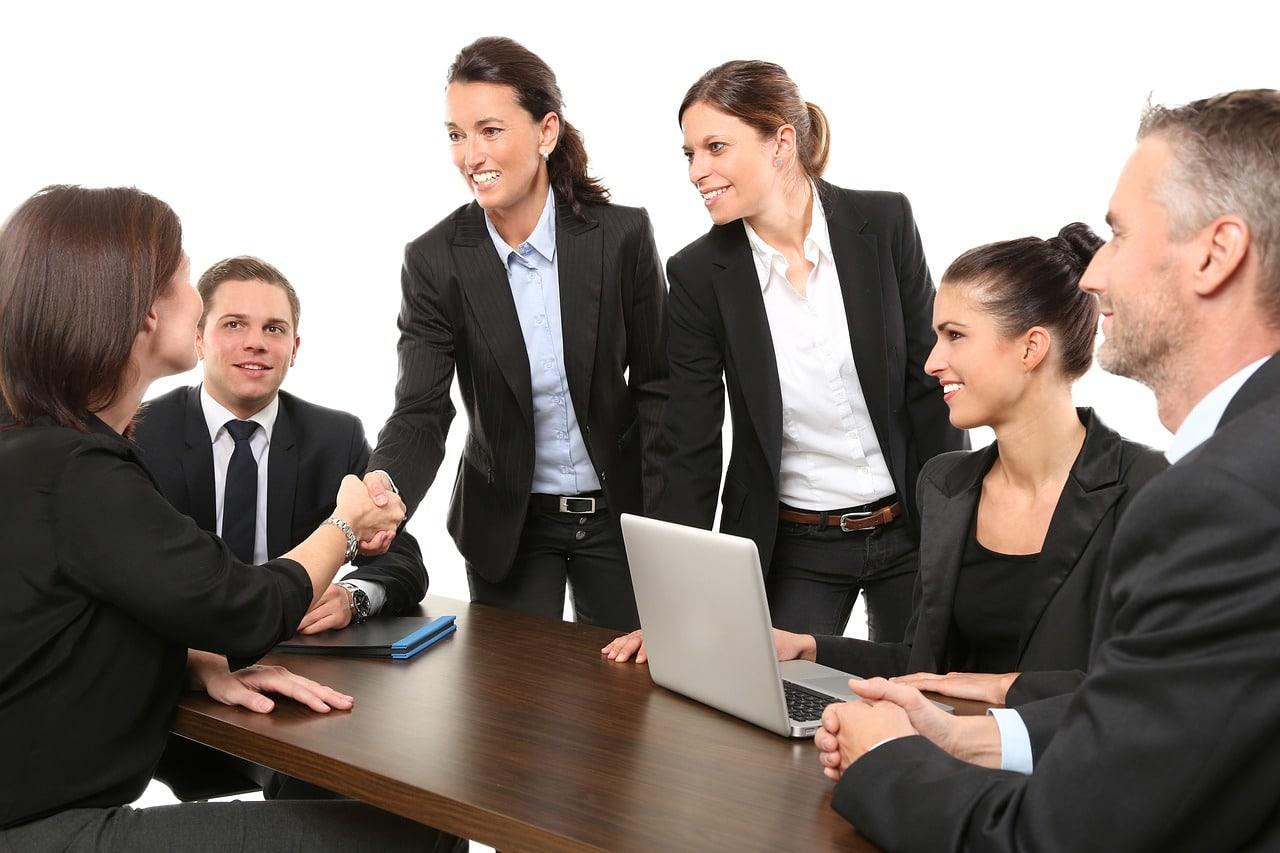colloquio di lavoro di gruppo