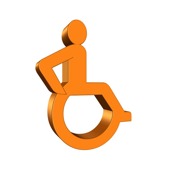 handicap legge 104