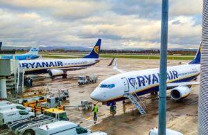 Lavorare per Ryanair
