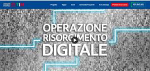 Operazione Risorgimento Digitale